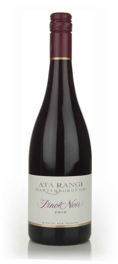 Ata Rangi Martinborough Pinot Noir 2010
