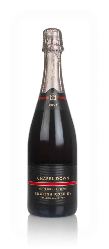 Chapel Down Sparkling English Rose