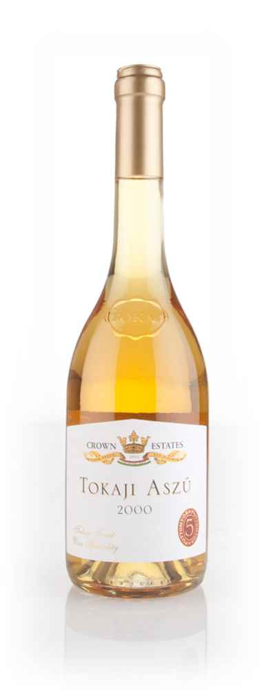 Crown Estates Tokaji Aszú 2000 5 Puttonyos