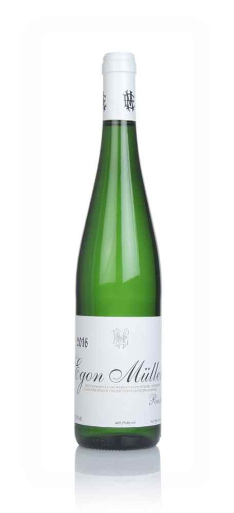 Egon Müller Mosel Scharzhof Riesling 2016
