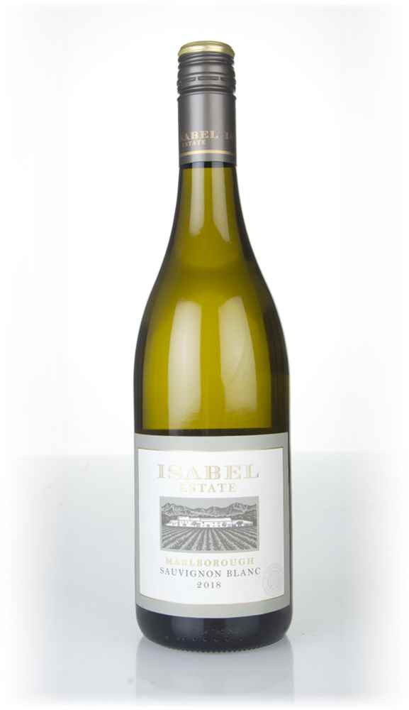 Isabel Marlborough Sauvignon Blanc 2018