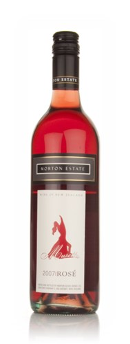 Morton Estate Musetta Rosé 2007