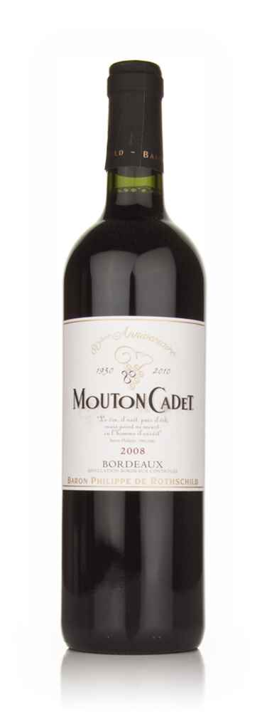 Mouton Cadet 2008 80th Anniversary