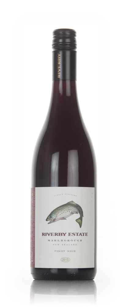 Riverby Estate Pinot Noir 2015