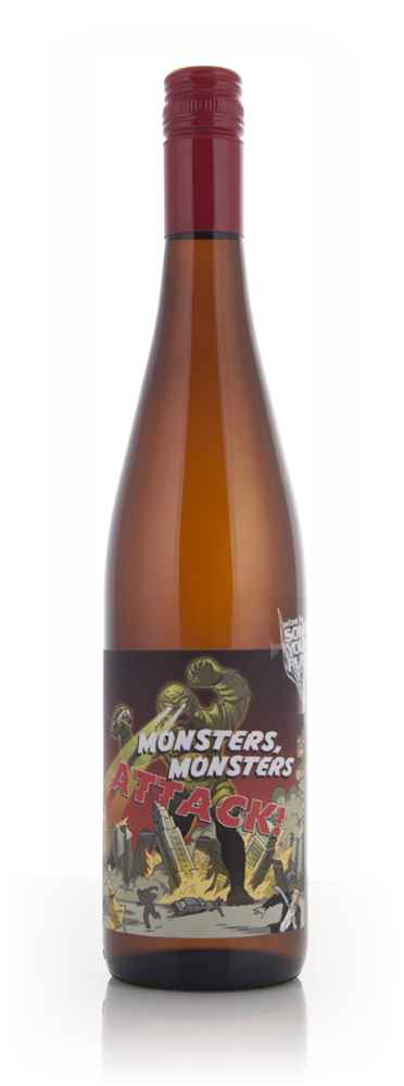 Some Young Punks Monsters Attack Riesling 2012