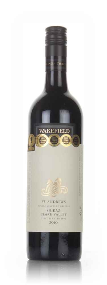 Wakefield Estate St. Andrews Shiraz 2010