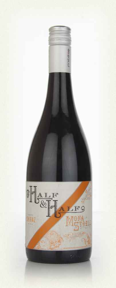 First Drop Half & Half Shiraz Monastrell 2010